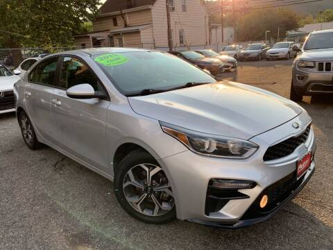 2019 Kia Forte for sale at Auto Universe Inc. in Paterson NJ