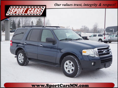 2014 Ford Expedition for sale at SPORT CARS in Norwood MN