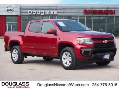 2021 Chevrolet Colorado for sale at Douglass Automotive Group - Douglas Nissan in Waco TX