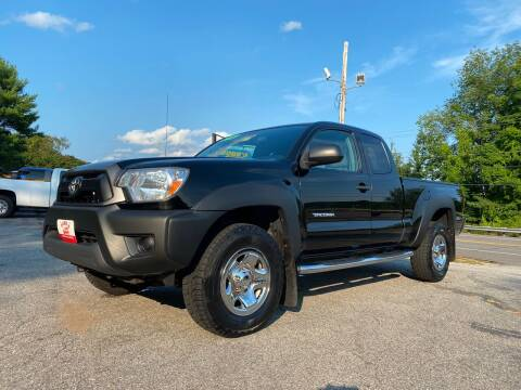 2014 Toyota Tacoma for sale at Dubes Auto Sales in Lewiston ME