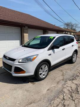 2014 Ford Escape for sale at Square Business Automotive in Milwaukee WI
