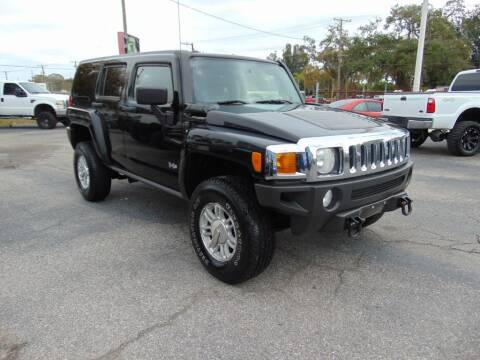 2007 HUMMER H3 for sale at Ratchet Motorsports in Gibsonton FL
