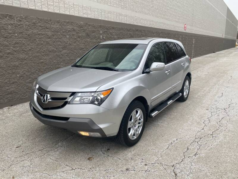 2007 Acura MDX for sale at Kars Today in Addison IL