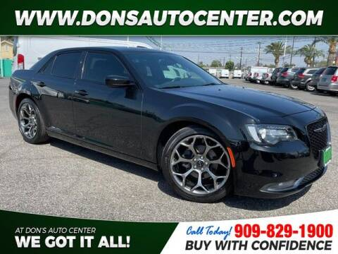 2015 Chrysler 300 for sale at Dons Auto Center in Fontana CA