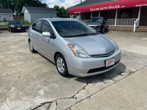 2008 Toyota Prius for sale at Taylor Auto Sales Inc in Lyman SC