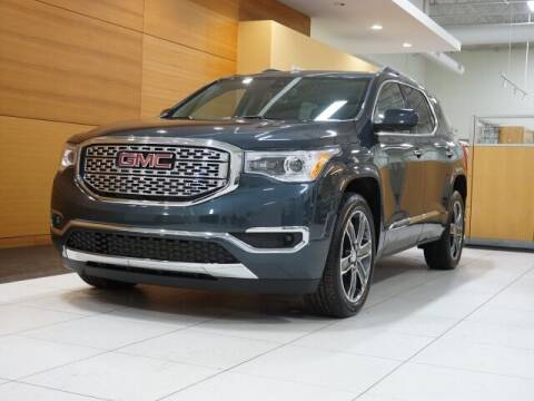 2019 GMC Acadia for sale at Mercedes-Benz of North Olmsted in North Olmstead OH