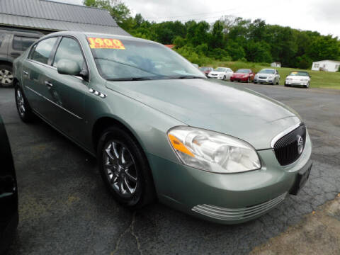 2007 Buick Lucerne for sale at WOOD MOTOR COMPANY in Madison TN
