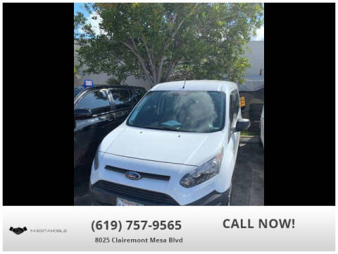 2015 Ford Transit Connect Cargo for sale at INVESTAMOBILE in San Diego CA