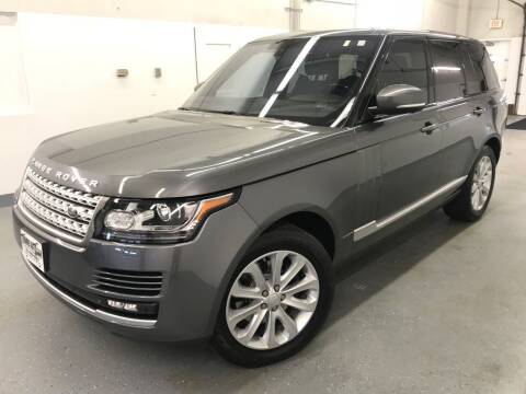 2015 Land Rover Range Rover for sale at TOWNE AUTO BROKERS in Virginia Beach VA