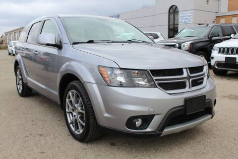 2016 Dodge Journey for sale at SHAFER AUTO GROUP in Columbus OH