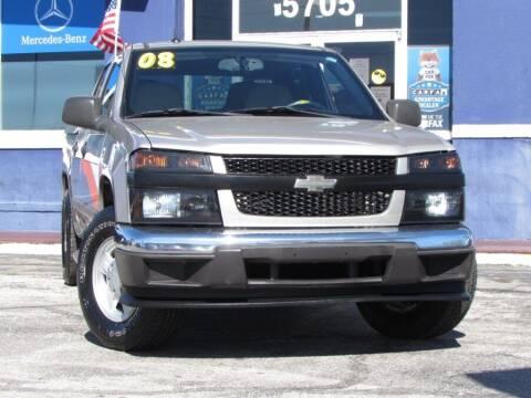 2008 Chevrolet Colorado for sale at VIP AUTO ENTERPRISE INC. in Orlando FL