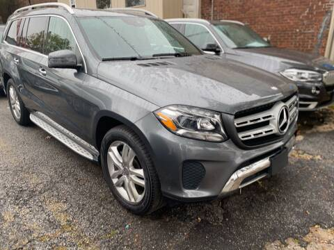 2017 Mercedes-Benz GLS for sale at LUXURY CARS OF NY in Queens NY