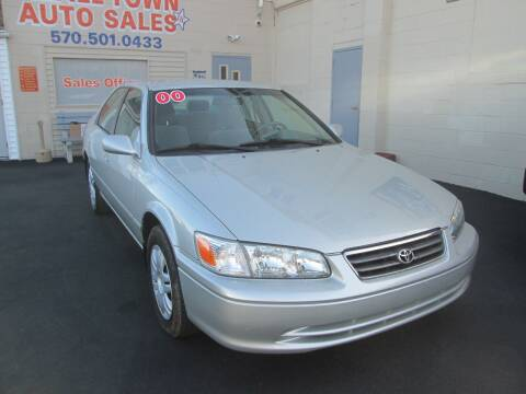 2000 Toyota Camry for sale at Small Town Auto Sales in Hazleton PA