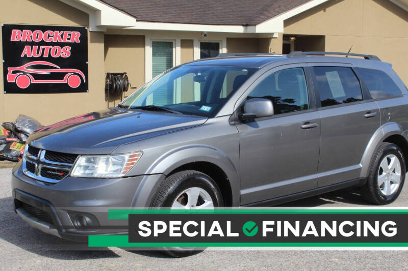 2012 Dodge Journey for sale at Brocker Autos in Humble TX