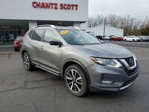 2020 Nissan Rogue for sale at Chantz Scott Kia in Kingsport TN