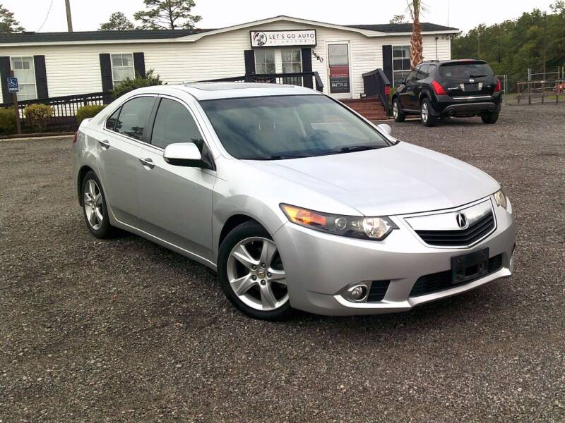 2011 Acura TSX for sale at Let's Go Auto Of Columbia in West Columbia SC