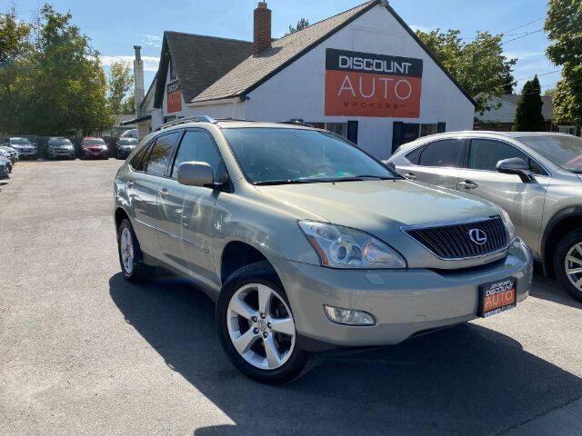 2007 Lexus RX 350 for sale at Discount Auto Brokers Inc. in Lehi UT