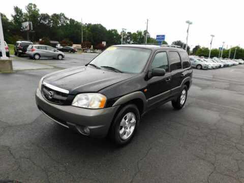 2003 Mazda Tribute for sale at Paniagua Auto Mall in Dalton GA