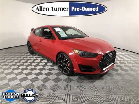 2020 Hyundai Veloster N for sale at Allen Turner Hyundai in Pensacola FL