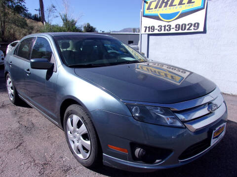 2011 Ford Fusion for sale at Circle Auto Center in Colorado Springs CO
