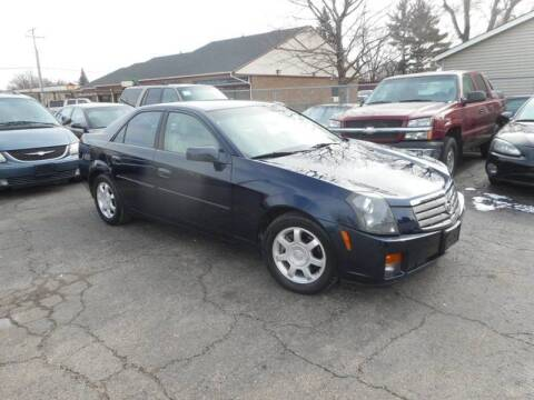 2003 Cadillac CTS for sale at RJ Motors in Plano IL