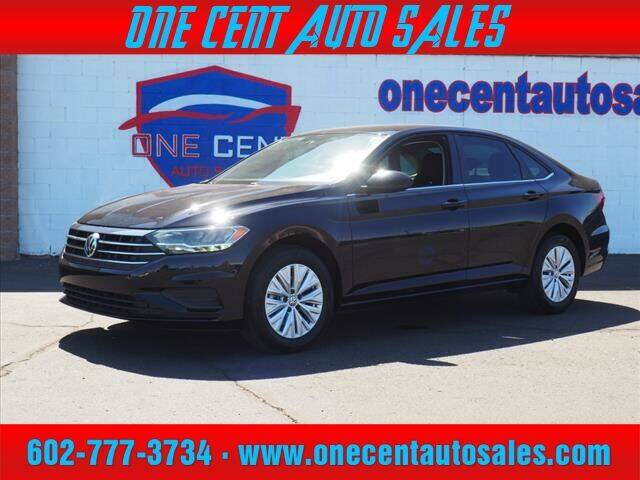 2019 Volkswagen Jetta for sale at One Cent Auto Sales in Glendale AZ