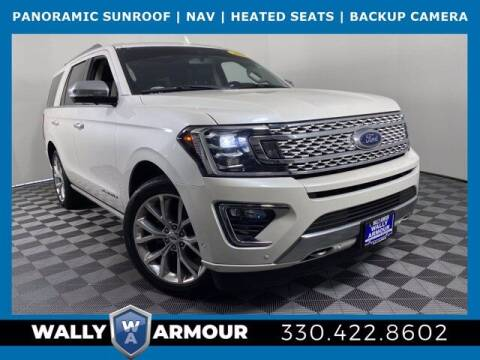 2018 Ford Expedition for sale at Wally Armour Chrysler Dodge Jeep Ram in Alliance OH