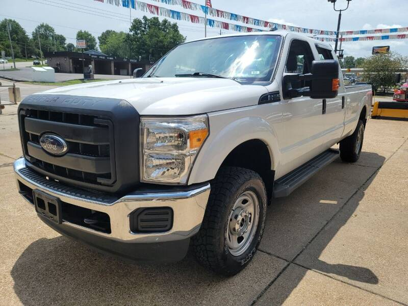 2015 Ford F-350 Super Duty for sale at County Seat Motors in Union MO