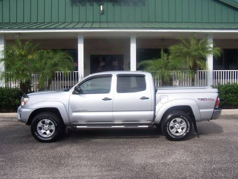 2013 Toyota Tacoma for sale at Thomas Auto Mart Inc in Dade City FL
