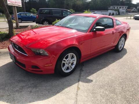 2013 Ford Mustang for sale at Kelly & Kelly Auto Sales in Fayetteville NC