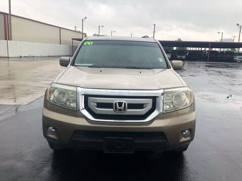 2011 Honda Pilot for sale at Moore Imports Auto in Moore OK