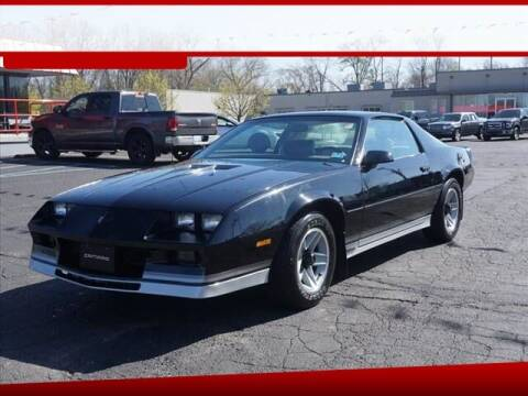 1984 Chevrolet Camaro for sale at Autowest of GR in Grand Rapids MI