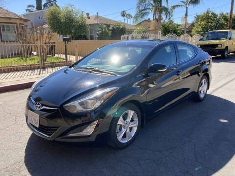 2016 Hyundai Elantra for sale at Hunter's Auto Inc in North Hollywood CA