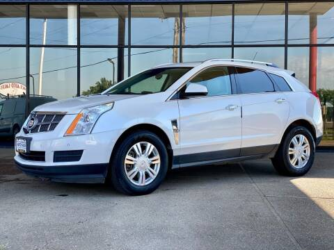 2011 Cadillac SRX for sale at South Commercial Auto Sales in Salem OR