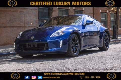 2016 Nissan 370Z for sale at Certified Luxury Motors in Great Neck NY
