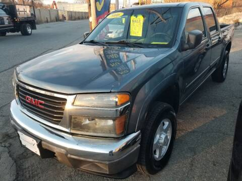 2006 GMC Canyon for sale at Howe's Auto Sales in Lowell MA