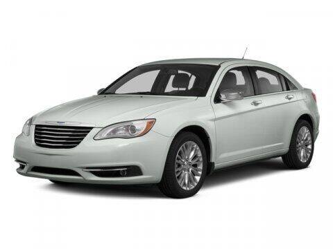 2014 Chrysler 200 for sale at Jeff D'Ambrosio Auto Group in Downingtown PA