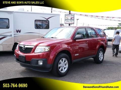 2008 Mazda Tribute for sale at Steve & Sons Auto Sales in Happy Valley OR