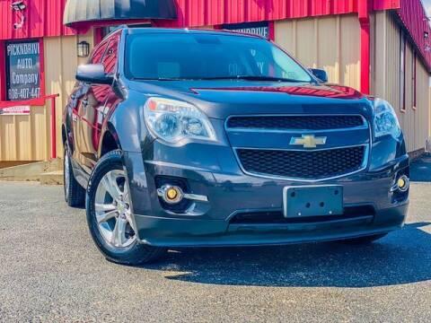 2013 Chevrolet Equinox for sale at MAGNA CUM LAUDE AUTO COMPANY in Lubbock TX