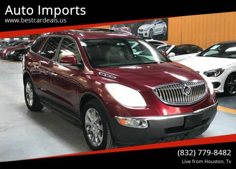 2011 Buick Enclave for sale at Auto Imports in Houston TX