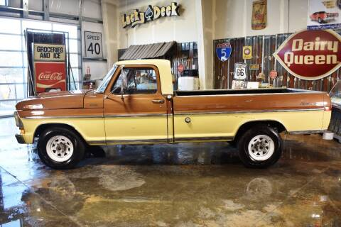 1972 Ford F-250 for sale at Cool Classic Rides in Redmond OR
