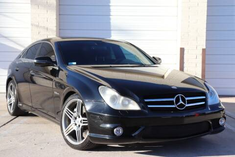 2009 Mercedes-Benz CLS for sale at MG Motors in Tucson AZ