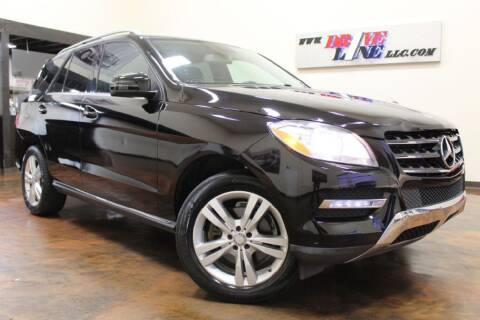 2013 Mercedes-Benz M-Class for sale at Driveline LLC in Jacksonville FL