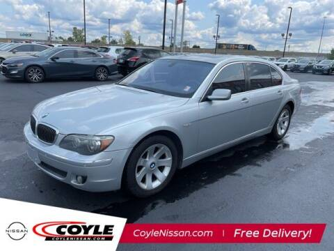 2006 BMW 7 Series for sale at COYLE GM - COYLE NISSAN - Coyle Nissan in Clarksville IN