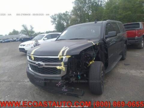 2018 Chevrolet Suburban for sale at East Coast Auto Source Inc. in Bedford VA