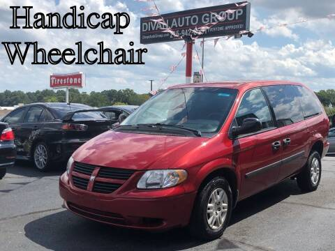2005 Dodge Grand Caravan for sale at Divan Auto Group in Feasterville PA
