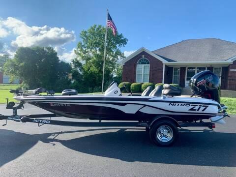 2019 Nitro  Z17 for sale at HillView Motors in Shepherdsville KY