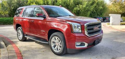 2016 GMC Yukon for sale at Motorcars Group Management - Bud Johnson Motor Co in San Antonio TX