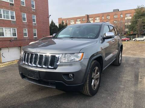 2012 Jeep Grand Cherokee for sale at OFIER AUTO SALES in Freeport NY