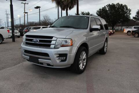 2015 Ford Expedition for sale at Flash Auto Sales in Garland TX